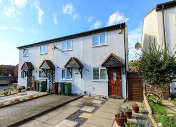 Thumbnail 2 bedroom end terrace house for sale in Stapleford Close, London