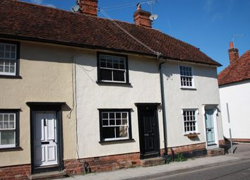 Thumbnail 1 bedroom terraced house to rent in New Street, Dunmow