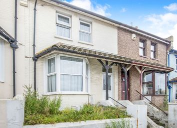 Thumbnail 3 bed terraced house for sale in Paynton Road, St. Leonards-On-Sea