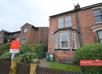 Thumbnail 1 bed flat to rent in The Woodlands, Tranmere, Birkenhead