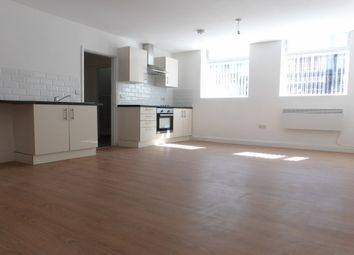 Thumbnail 1 bed flat to rent in The Connexion, Chaucer Street, Mansfield