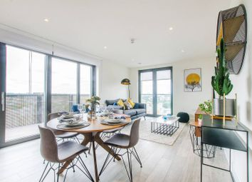 Thumbnail 2 bed flat to rent in Union Wharf, Greenwich, London