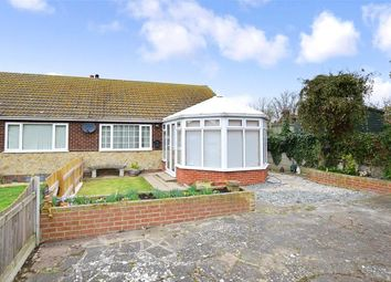 Thumbnail 2 bed semi-detached bungalow for sale in Broadstairs Road, Broadstairs, Kent