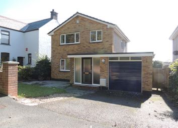 Thumbnail 3 bed detached house for sale in Belmont Road, St Austell, St. Austell