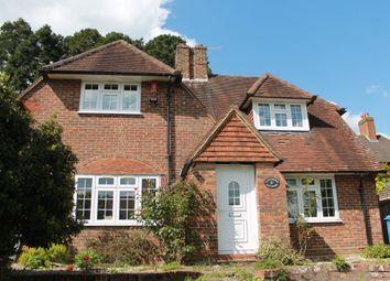 Thumbnail 3 bed detached house to rent in Hillside Road, Aldershot