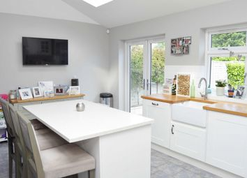Thumbnail 3 bed semi-detached house for sale in Sackville Crescent, Harold Wood, Romford