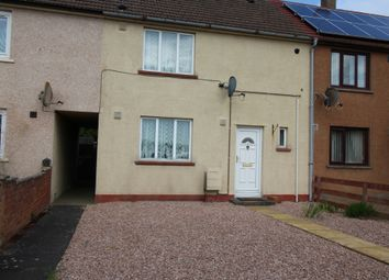Thumbnail 2 bed terraced house for sale in Motray Crescent, Guardbridge