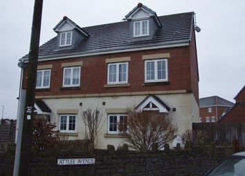Thumbnail 4 bed semi-detached house for sale in The Mews, Aberavon, Port Talbot