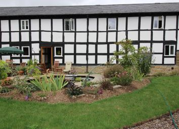 Thumbnail 4 bedroom end terrace house for sale in Kingsland, Herefordshire