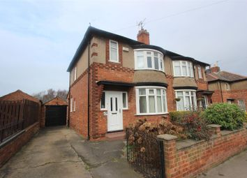Thumbnail 3 bedroom semi-detached house for sale in West Auckland Road, Darlington