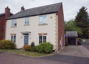 Thumbnail 4 bed detached house for sale in Anvil Close, Chester