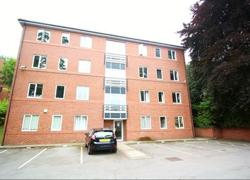 Thumbnail 2 bedroom flat for sale in Meanwood Road, Leeds