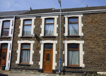 Thumbnail 3 bed terraced house for sale in Penrhiwtyn Street, Neath, West Glamorgan.