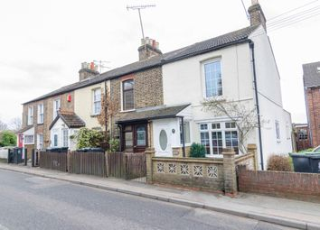 Thumbnail 2 bedroom terraced house for sale in Broomstick Hall Road, Waltham Abbey
