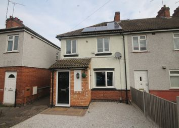 Thumbnail 3 bed end terrace house for sale in Armfield Street, Coventry