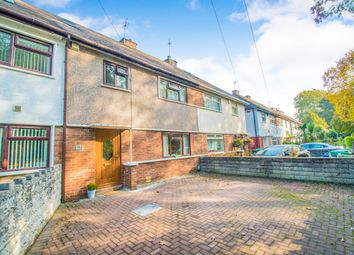 Thumbnail 3 bed terraced house for sale in River View, Llandaff North, Cardiff