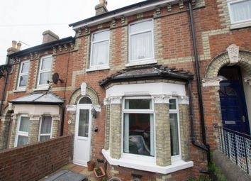 Thumbnail 3 bed terraced house for sale in Vale View Road, Elms Vale