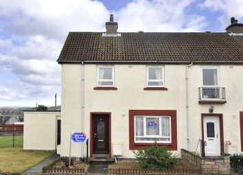Thumbnail 2 bed end terrace house to rent in 18 Silverbank Crescent, Banchory, Kincardineshire