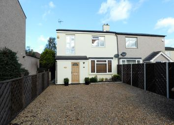 Thumbnail 3 bed semi-detached house for sale in Preston Road, Shepperton