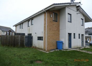 Thumbnail 2 bed semi-detached house to rent in Chevington Green, Hadston, Morpeth