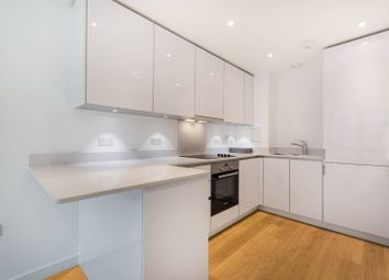 Thumbnail 2 bed flat for sale in Saffron Tower, Croydon