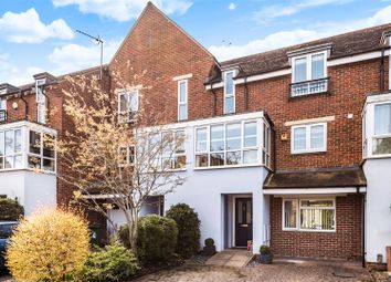 Smiths Wharf, Wantage OX12. 4 bed terraced house for sale