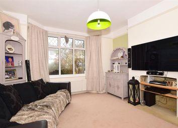 Thumbnail 3 bed semi-detached house for sale in Alder Road, Folkestone, Kent