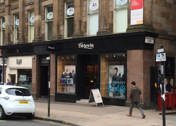 Thumbnail Retail premises to let in Bothwell Street, Glasgow