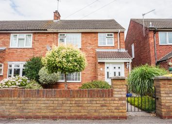 Thumbnail 3 bed semi-detached house for sale in Windsor Road, Huntingdon