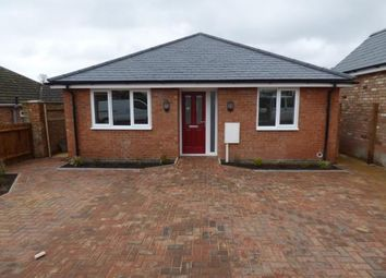 Thumbnail 2 bedroom bungalow for sale in Montfort Close, Northampton, Northamptonshire, Northants