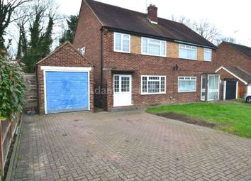 Thumbnail 4 bed semi-detached house to rent in Courts Road, Reading, Berkshire