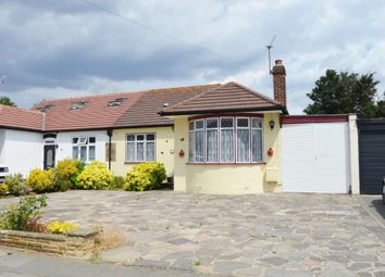 Thumbnail 2 bed bungalow for sale in Beltinge Road, Harold Wood, Romford