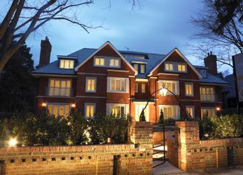 Thumbnail 2 bed flat for sale in Gower Road, Weybridge
