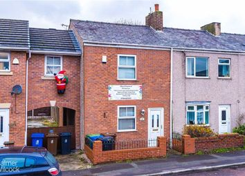 Thumbnail 3 bed end terrace house to rent in Warrington Road, Leigh, Lancashire