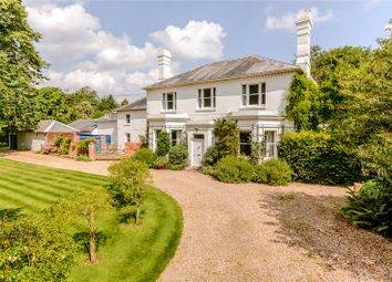 Thumbnail 7 bed detached house for sale in Thackhams Lane, Hartley Wintney, Hampshire
