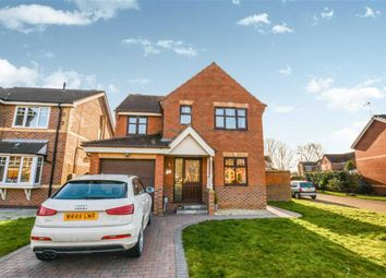 Thumbnail 4 bed detached house for sale in Cranberry Way, Pickering Road, Hull