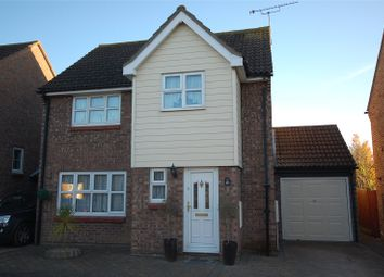 Thumbnail 4 bed link-detached house for sale in Blackwood Chine, South Woodham Ferrers, Essex