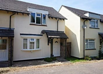 Thumbnail 2 bed semi-detached house for sale in Station Road, Barnstaple