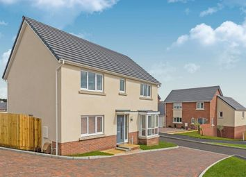 Thumbnail 4 bed detached house for sale in Kings Gate, Saxon Way, Kingsteignton, Newton Abbot