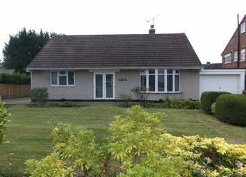 Thumbnail 3 bed detached bungalow to rent in Station New Road, Tupton, Chesterfield