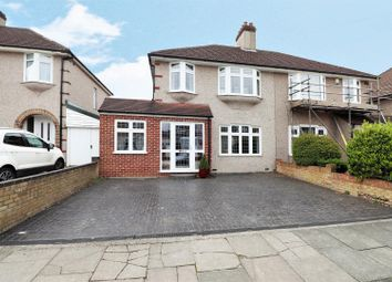 Thumbnail 3 bed semi-detached house for sale in Barrington Road, Bexleyheath