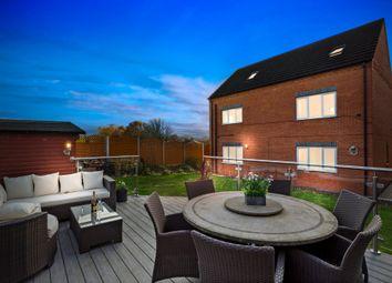5 bed detached house for sale in Newbridge Road, Ambergate, Belper DE56