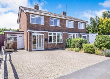 Thumbnail 3 bed semi-detached house for sale in Glenbarr Drive, Hinckley