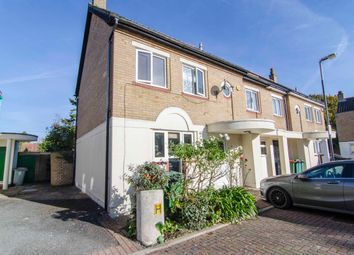Thumbnail 4 bed semi-detached house for sale in Redstart Close, London