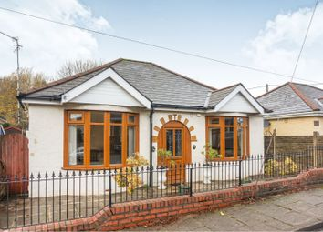 Thumbnail 2 bed detached bungalow for sale in Woodfield Road, Pontypool