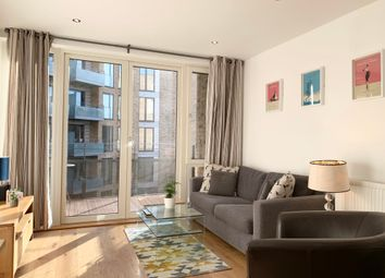 Thumbnail 1 bed flat to rent in Lovelace Street, Haggerston, London