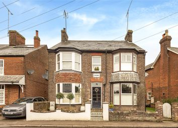 Thumbnail 3 bed semi-detached house for sale in High Street, Kimpton, Hertfordshire