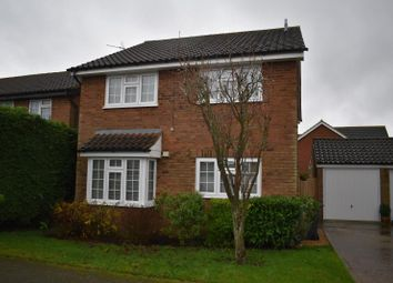Thumbnail Detached house to rent in 7 Washingleys, Cranfield, Bedfordshire