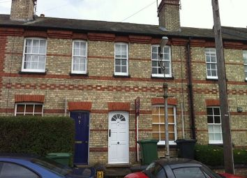 Thumbnail 2 bedroom terraced house to rent in Oster Street, St Albans