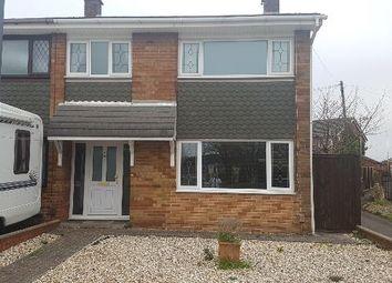 Thumbnail 3 bed end terrace house to rent in Sundridge Park, Yate, Bristol